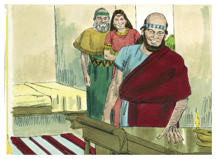 2 Raja-raja 4 (PEDIA) - Tampilan Pasal - Alkitab SABDA