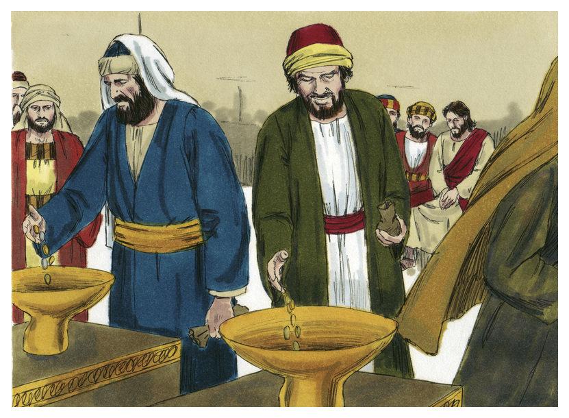 Lukas 21 Pedia Tampilan Pasal Alkitab Sabda