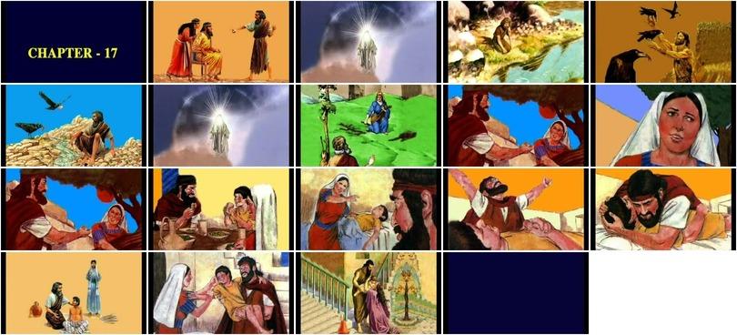 1 Raja Raja 17 Pedia Tampilan Pasal Alkitab Sabda